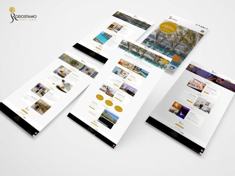 Κατασκευη Website Κέρκυρα
